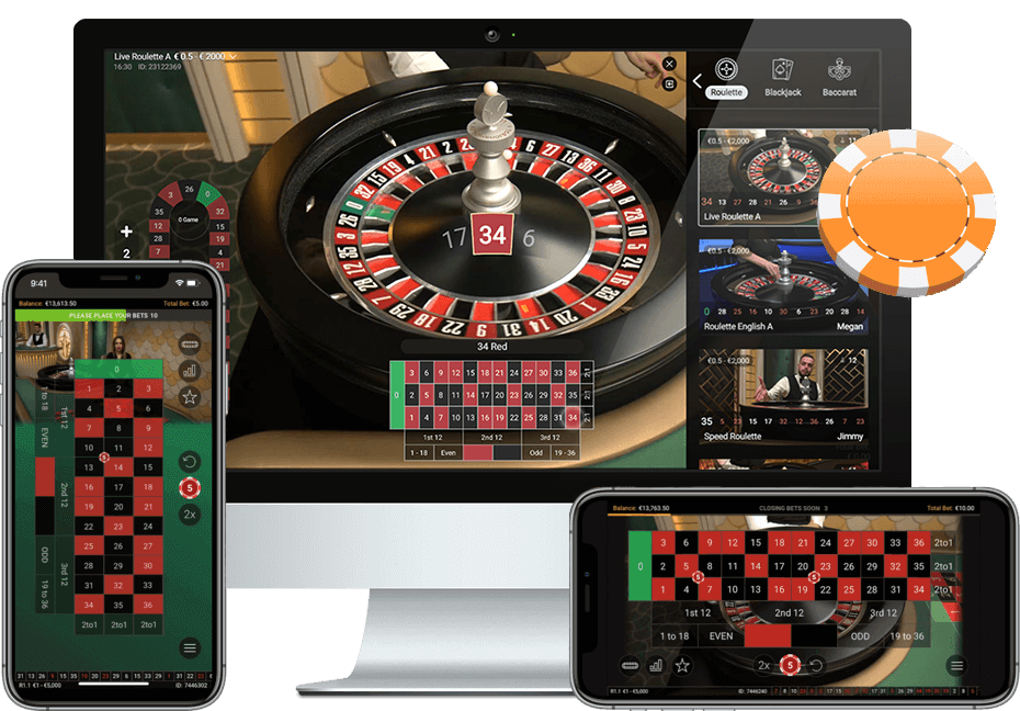 Live Casino About Us Image